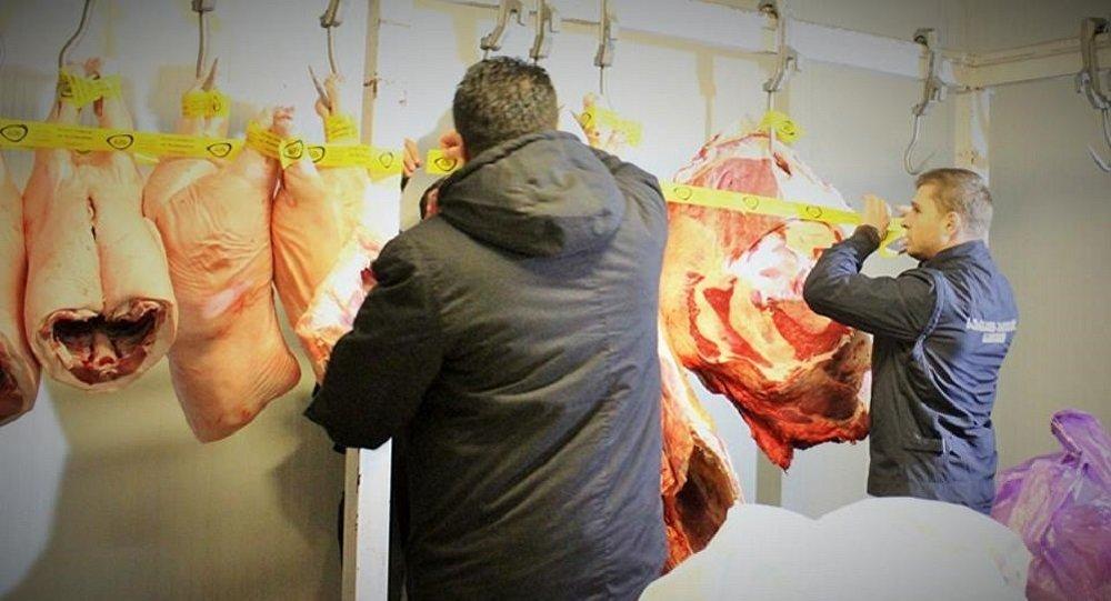 Национальное агентство продовольствия обнаружило некачественное мясо