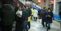 Близкие жертв авиакатастрофы Ан-148 в аэропорту Орска