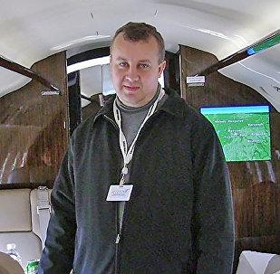 Виктор Прядка. Генеральный директор компании Альянс Авиационных технологий АвинтЕл