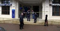 Ограбление  VTB bank в городе Зугдиди
