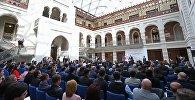 Георгий Квирикашвили встретился с молодыми депутатами местных органов власти