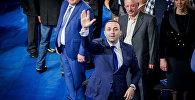 Ираклий Гарибашвили на IV съезде Грузинской мечты