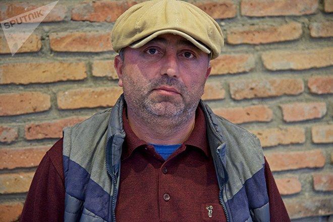 Коба Нергадзе, бывший военный, рассказывает о событиях на Майдане Незалежности