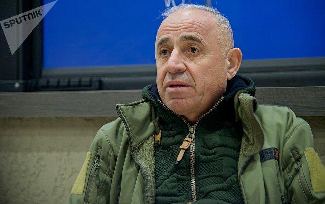 Тристан Цителашвили рассказывает о том, как собирал информацию о стрельбе на Майдане