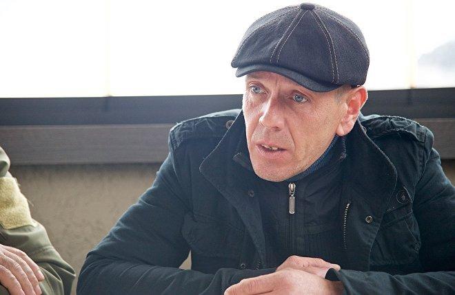 Александр Ревазишвили, бывший военный, рассказывает о событиях на Майдане Незалежности