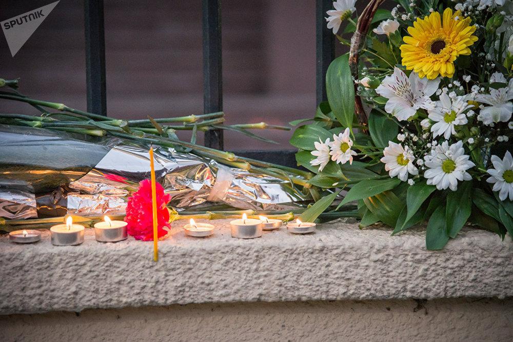 В числе тех мировых политиков, которые ранее выразили соболезнования российскому народу в связи с трагедией, были премьер-министр Грузии Георгий Квирикашвили и президент страны Георгий Маргвелашвили