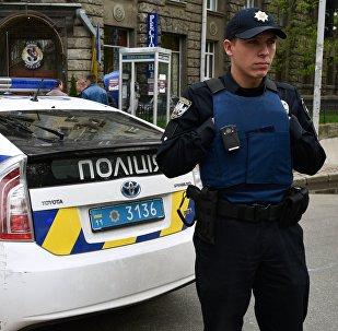 უკრაინის პოლიცია