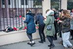 В столице Грузии почтили память жертв авиакатастрофы в России