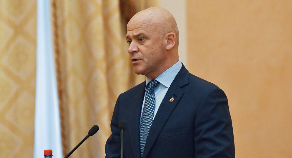 Геннадий Труханов одержал победу на выборах мэра Одессы.