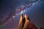 Звездное небо, млечный путь