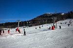 Зимний курорт Бакуриани: где лучше кататься на лыжах