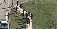 Cтрельба в школе во Флориде: видео с места ЧП