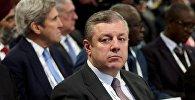 Премьер Грузии Георгий Квирикашвили на 54-й Мюнхенской конференции