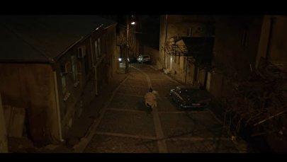 Ночной Тбилиси в новом клипе Басты Разбитые мечты