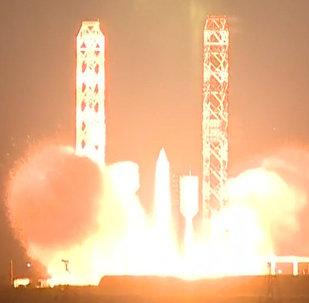 Ракета-носитель Протон-М успешно стартовала с Байконура