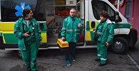 Журналист меняет профессию: как работают врачи Скорой помощи в Тбилиси