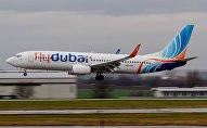 Самолет авиакомпании Flydubai