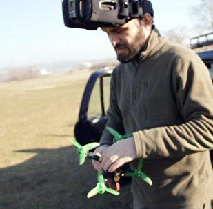 Гоночные дроны из Грузии: что могут аппараты грузинских конструкторов