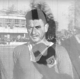 Грузинский футболист Борис Пайчадзе
