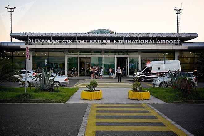 Международный аэропорт Батуми