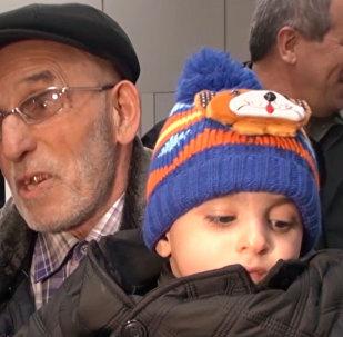 Как трехлетнего дагестанца вернули из Ирака в Россию