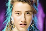 Грузинская певица Натия Тодуа