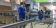 Как работает грузинское производство по изготовлению дверей
