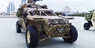 Новый багги для военных представили в Чечне