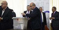 Выборы президента Армении в Национальном Собрании
