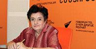Карине Даниелян в гостях у радио Sputnik Армения