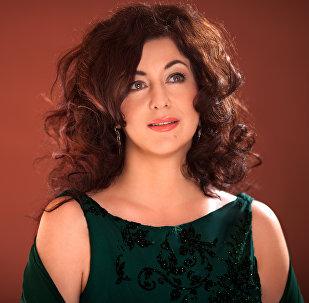 Известная грузинская певица Тамара Гвердцители