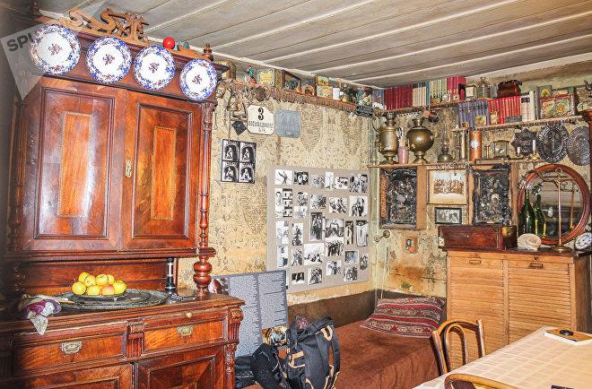 Дом художника и коллекционера Вигена Вартанова