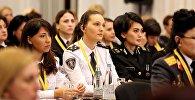 Международная конференция Женщины в полиции в Тбилиси