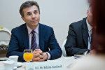 Миллиардер и основатель Грузинской мечты Бидзина Иванишвили
