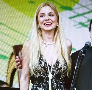 Певица Амалия Зураб Соткилава