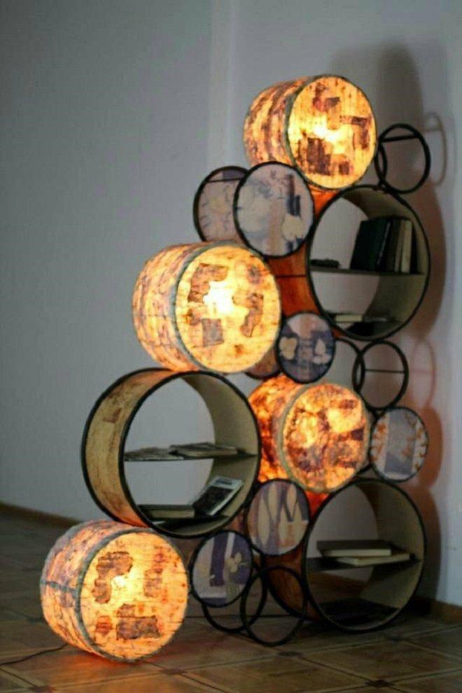 მარიტა კაპანაძის მიერ შექმნილი ინტერიერი