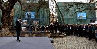Презентация проекта восстановления площади Гудиашвили