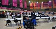 Паралимпийская деревня в Пхенчхане