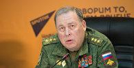 Генерал-полковник Анатолий Сидоров