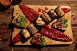 Вкусные рецепты: как приготовить пхали из баклажанов