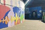 Обновленная подземка на площади Героев: ярко и празднично