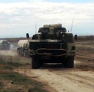 Широкомасштабные учения азербайджанской армии