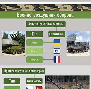 Вооружение грузинской армии