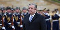 Премьер-министр Грузии Георгий Квирикашвили в Азербайджане