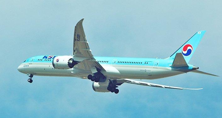 Самолет Korean Air