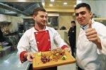 Журналист меняет профессию: как работает повар в грузинском ресторане