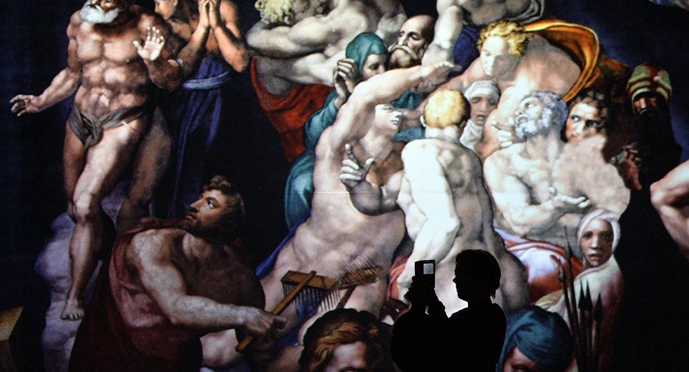 Шедевры да Винчи, Микеланджело и Тициана привезут в Грузию