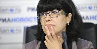 Исполнительный директор Ассоциации туроператоров России Майя Ломидзе, архивное фото