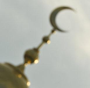 Праздник Курбан-Байрам в Московской Соборной мечети