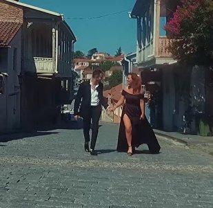 Певцы Нини Шермадини и Андре
